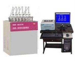 6架热变形、维卡软化点温度测定仪